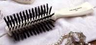 1/2 round hair brush